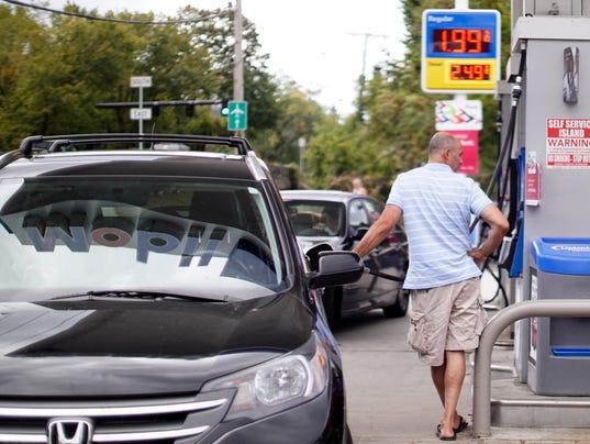 AP GAS PRICES F A USA MA