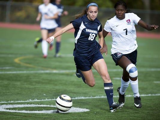 Girls soccer - Eastern vs. Shawnee