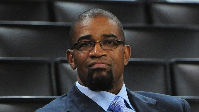 Otis Smith, who was head coach of the Grand Rapids Drive for the past two seasons.
