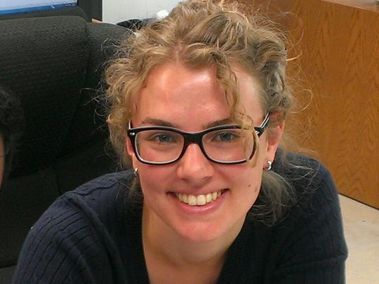 Karlijn Keijzer, 25, of Amsterdam, was a doctoral student at Indiana University who died in the Malaysian jetliner's crash.