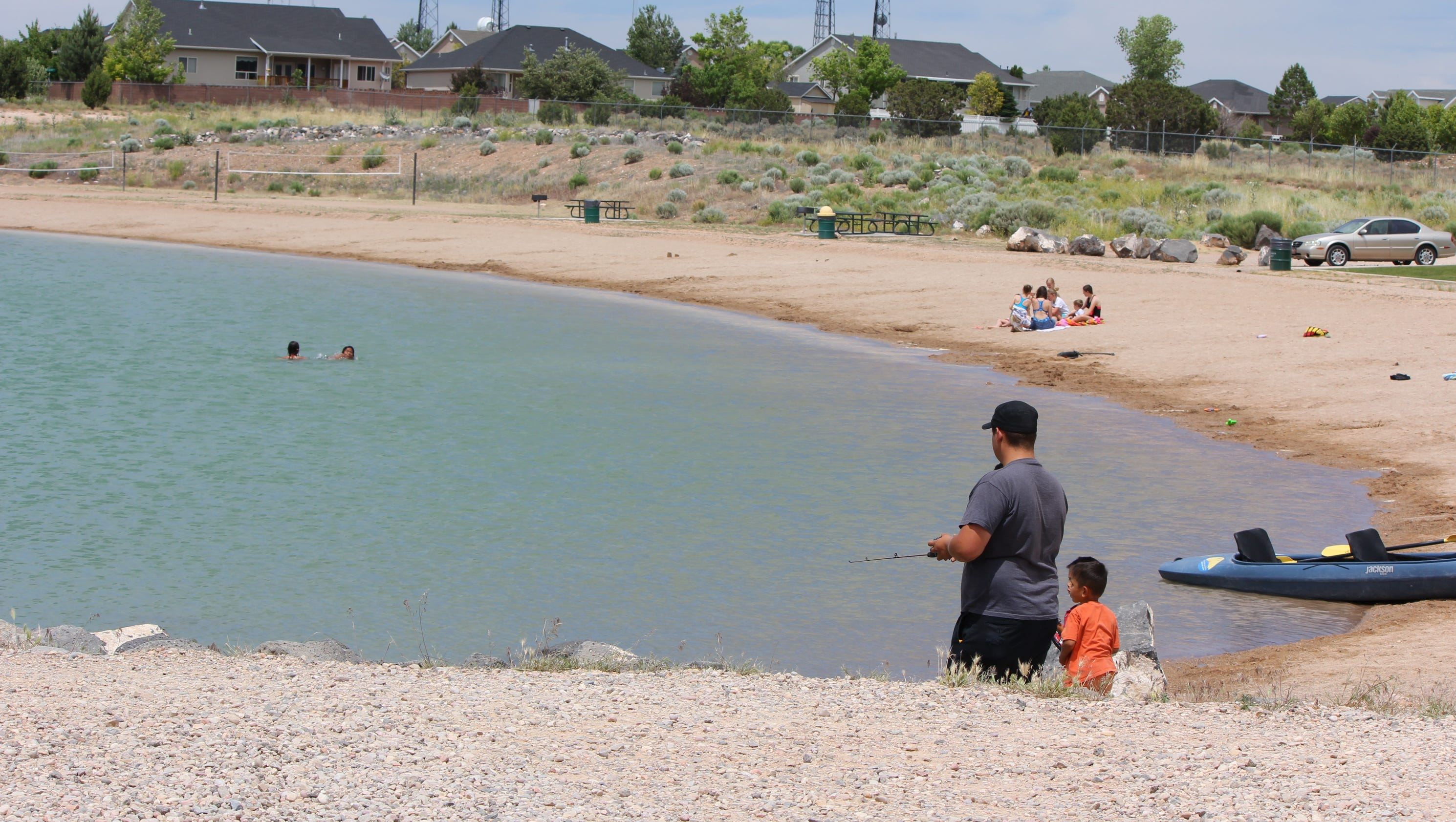Free fishing day in utah on saturday for Is today a good fishing day