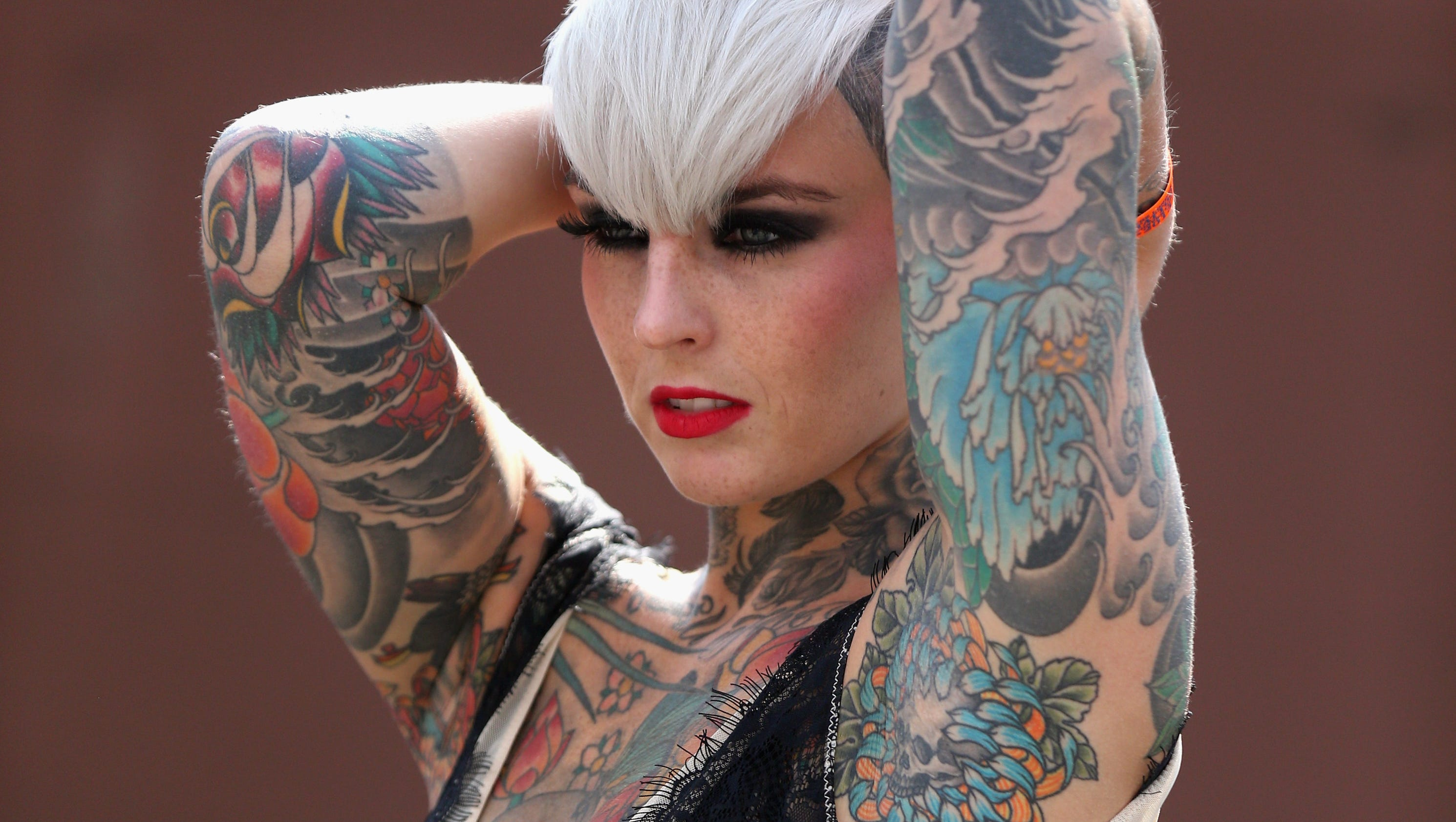 Tattoos have gone mainstream but they still carry risks for Bath after tattoo