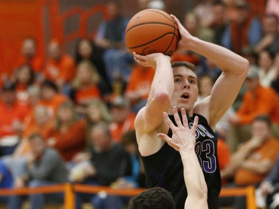 Chance Coyle owns Bloomington South's all-time scoring