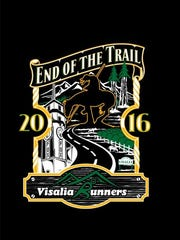 the new End of the Trail artwork.