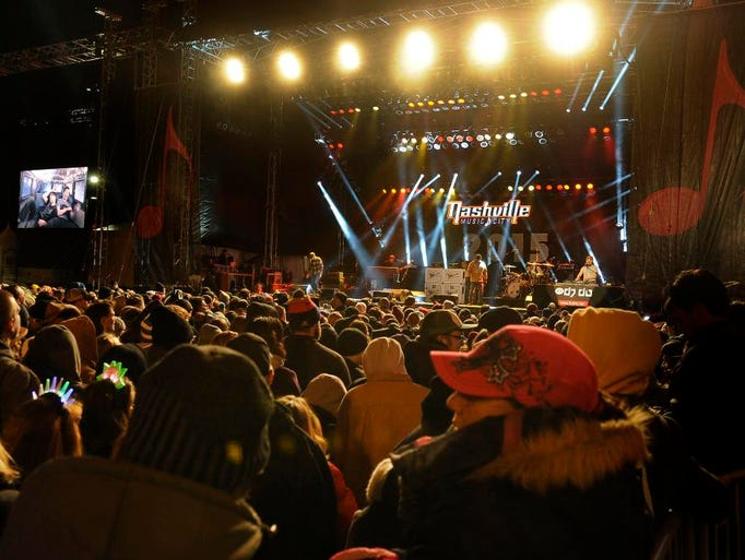 New Years Eve Nashville