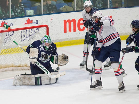 OHL Oshawa Generals vs Plymouth Whalers