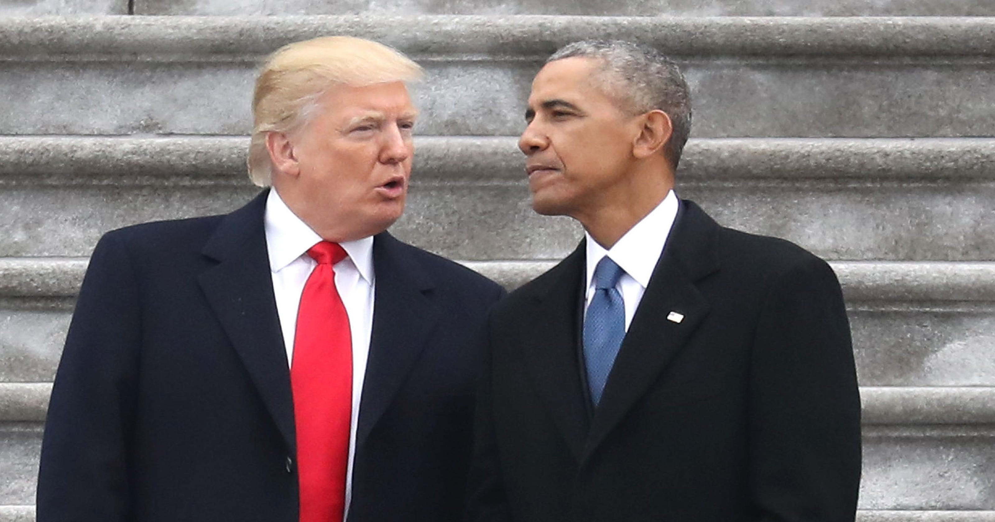 5 Ways Trump Wiped Obama Off The White House Website