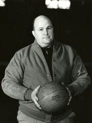 University of Wissconsin-Madison alum Harold Olsen coached the Ohio State basketball team for 24 years and is credited with creating the NCAA tournament. The Rice Lake native played for UW 1914-'17.
