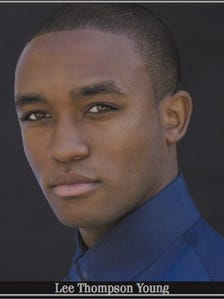Lee Thompson Young's acting career began in Greenville
