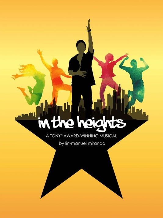 Through Oct. 2: 'In the Heights'