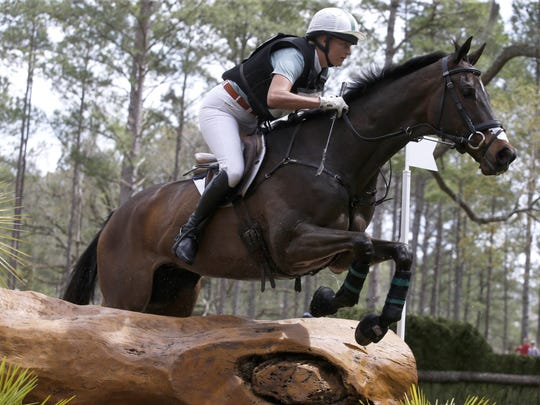 Red Hills Horse Trials by Joe Rondone