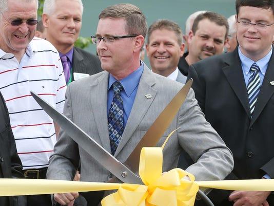 Greenwood Mayor Mark Myers
