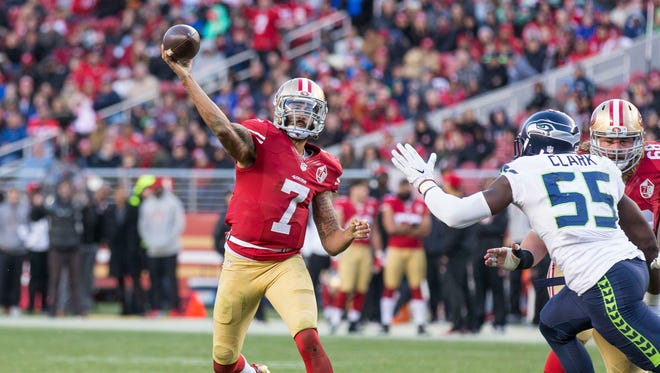 Could Colin Kaepernick find a home in the Alliance of American Football?