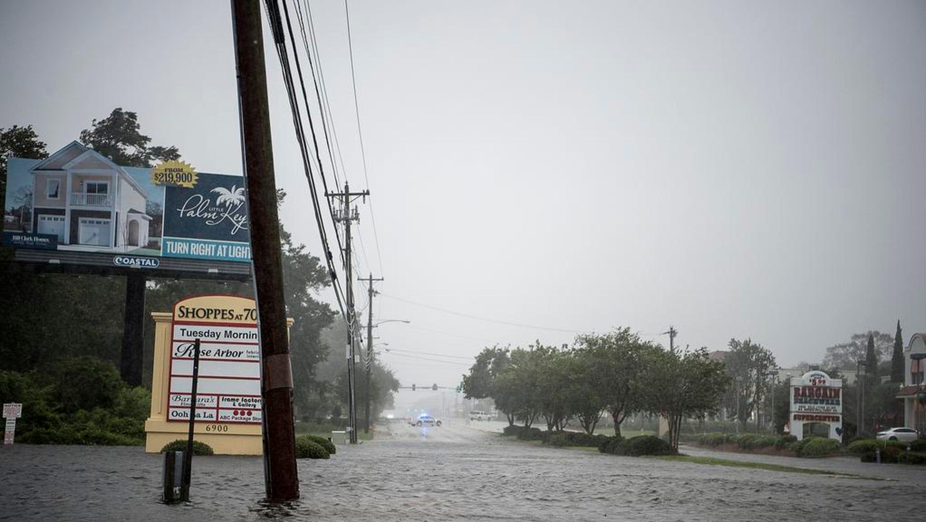 Weather Myrtle Beach Hurricane