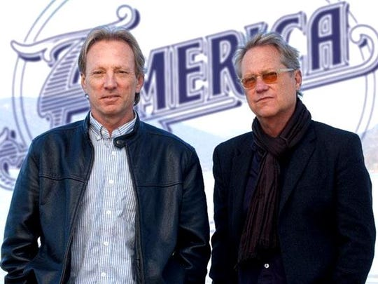 Classic rock hit-makers America have postponed their March 15 Orpheum concert.