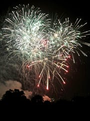 The annual Memorial Park fireworks will fill up the