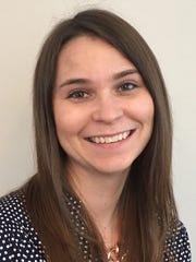 Rebecca Kelley serves as director of communications