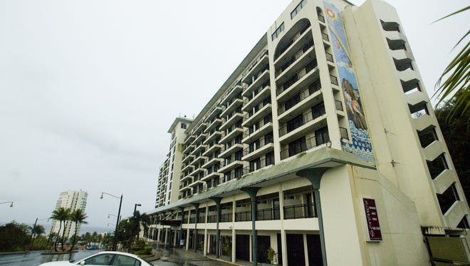 Core Tech International recently purchasedthe Bayview Hotel Guam, shown in this file photo, Oceanview Tower Hotel and Residences, and Garden Court in Tumon