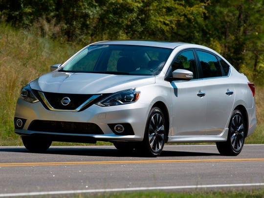 This undated photo provided by Nissan shows the 2018