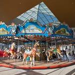 Artists craft Cincinnati's new carousel