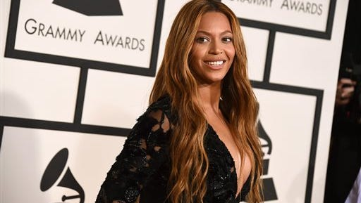 Beyonce will perform May 5 at Nissan Stadium in Nashville.