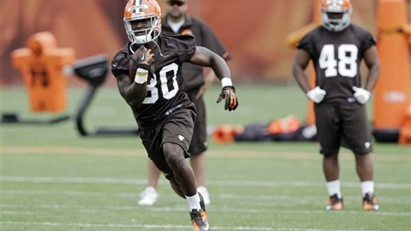 Former Alabama State star Isaiah Crowell will have his second preseason game tonight when the Cleveland Browns play at Washington against the Redskins