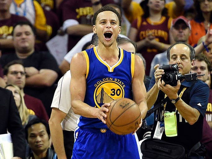 Stephen Curry through the years