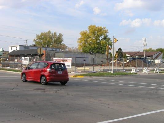 Ridgeview Liquor construction