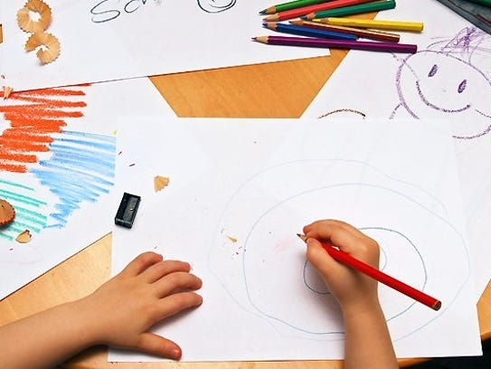 The Kemp Center for the Arts' youth drawing class starts
