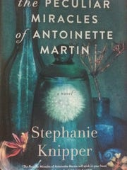 Book jacket of Stephanie Knipper's debut novel.