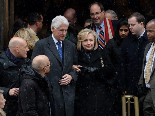 Funeral for former New York Governor Mario Cuomo