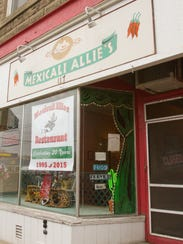 Mexicali Allie's restaurant in downtown Howell was