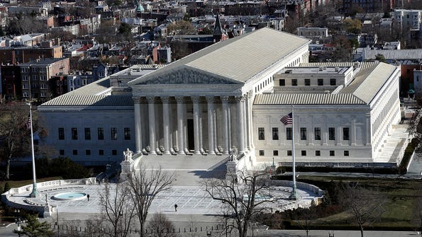 The U.S. Supreme Court ruled in Citizens United v.