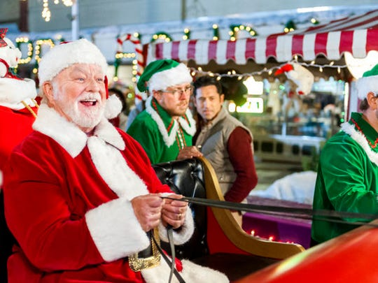 "Brian Doyle-Murray stars in ""Christmas Under Wraps,"" a Hallmark Channel movie filmed in Utah."