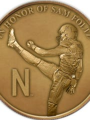 Commemorative coin to be used in Big Ten games