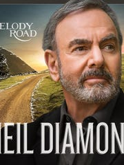 "Neil Diamond, ""Melody Road"""