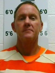 Anthony Poss, 50, was arrested on charges of theft.