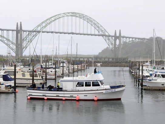 SAL Charter boat