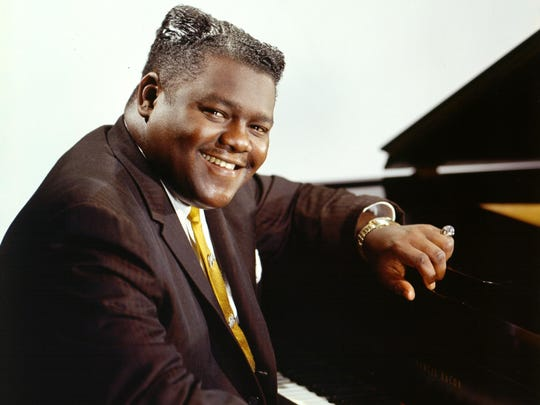 A second line parade will honor rock 'n' roll legend Fats Domino Wednesday at the 31st Annual Thanksgiving Zydeco Food Drive.