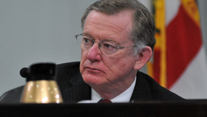Brevard County Attorney Scott Knox retired March 30 from his $180,952-a-year job.