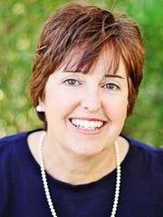 Germantown school board member Linda Fisher