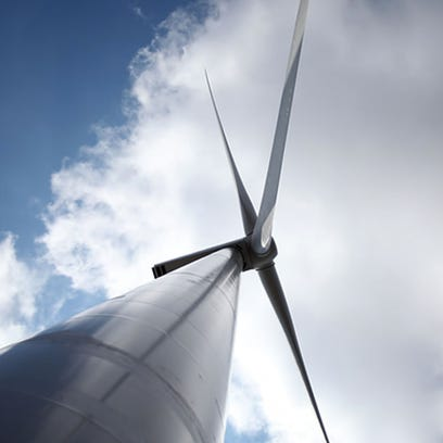 An Italian company intends to build a wind farm in