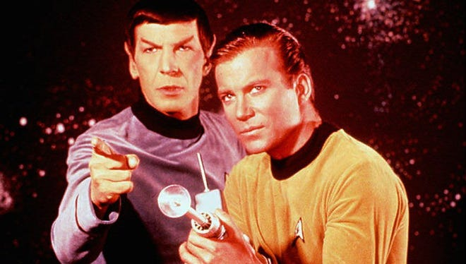 Wait a minute! Dr. Spock and Capt. Kirk killed Scalia? Say it ain't so...