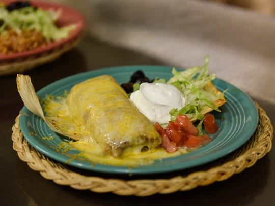 Mexican Village serves up burritos, tacos and more at their location in downtown St. Cloud.