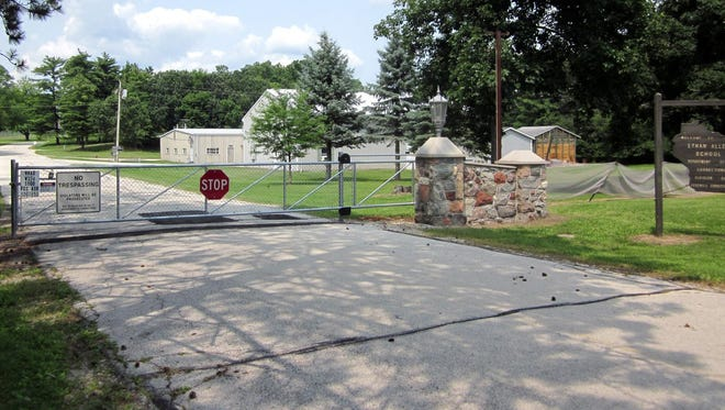 The now-closed youth prison in Wales known as Ethan Allen School was among 10 possible state properties to sell listed by the Walker administration in a 2014 memo to the state Building Commission.