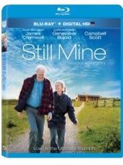 """DVD cover for """"Still Mine."""""""