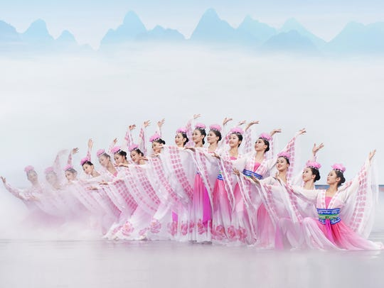 Shen Yun, the multimillion-dollar spectacle of dazzling backdrops and glorious melodies of Chinese song and dance, brings its 2018 tour to the Montgomery Performing Arts Centre at 7:30 p.m. on April 17.