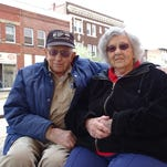 John and Maxine Conkle, of Millersburg, are celebrating their 70th anniversary. They were married on April 29, 1945.