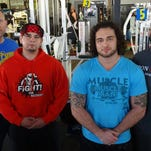 Local anti-addiction group takes its fight to the gym