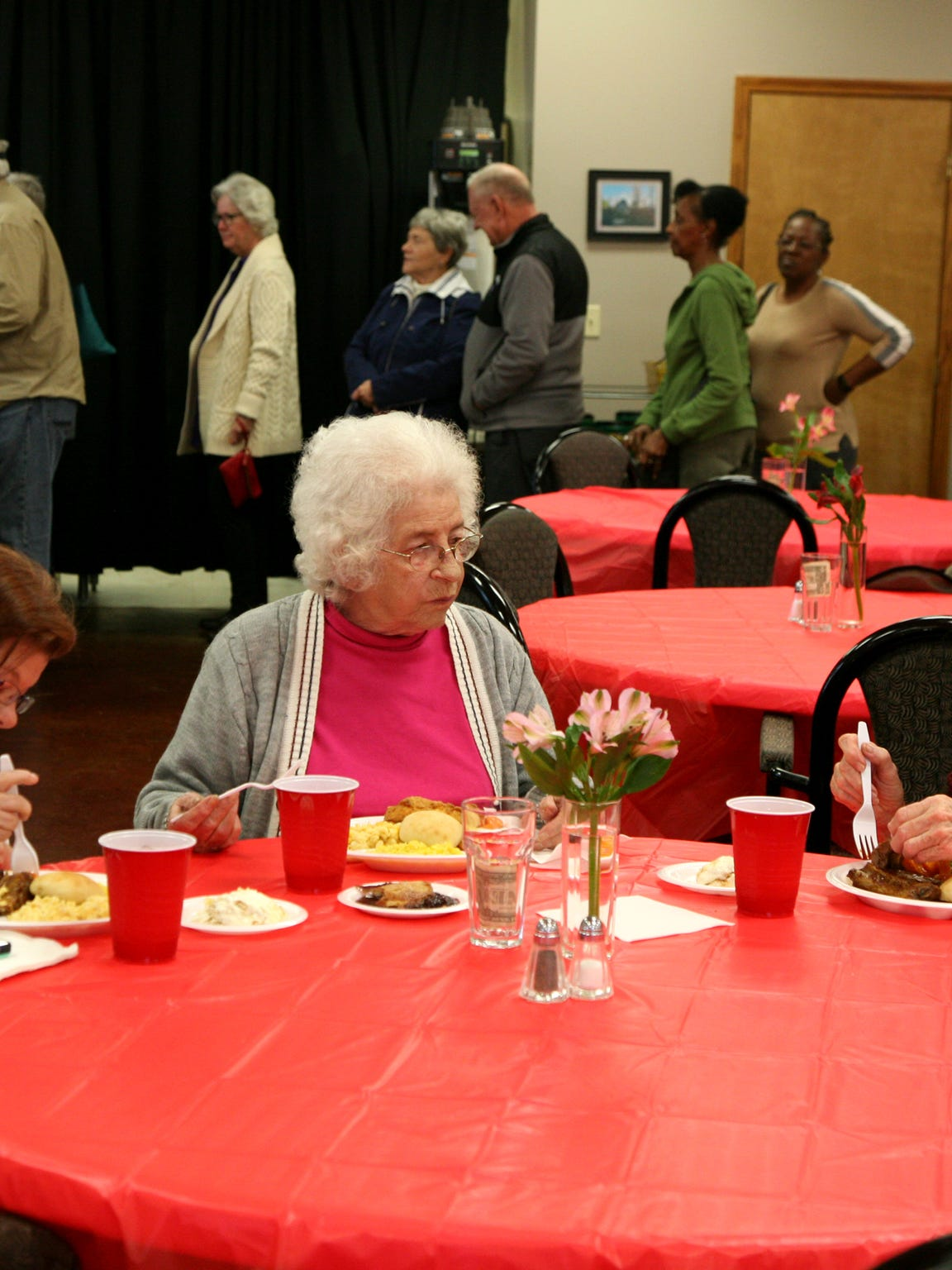 Soapstone Baptist Church in Pickens County has a monthly